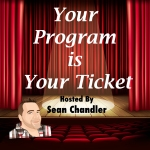 Your Program Is Your Ticket Trademark
